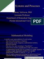 Compartmental Modeling AVGI Lecture