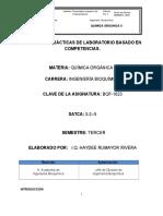 Manual Por Competencias de Quimica Organica II