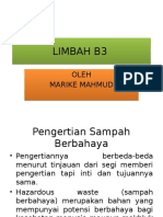 6. LIMBAH B3