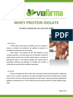 Whey Protein Isolate Wpi