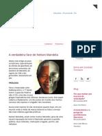 Instituto Rothbard - A Verdadeira Face de Nelson Mandela