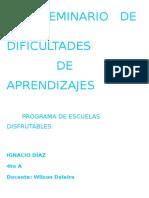 DISPOSITIVO ESCUELAS DISFRUTABLES