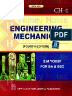 Introduction To Mechanics (B.Sc) Engineering Mechanics Ch04_Kinematics