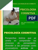 2 Psicolog 1 . Cognitiva Diapositiva 2222222