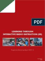 IRI Report F
