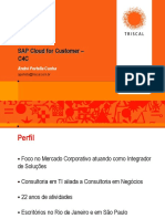 SAP Cloud for Customer – C4C