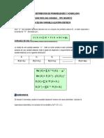Funcion de Distribucion de Probabilidades y Acumuladas