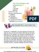 PROYECTO Malteadas de Frutas Correccion