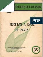 Recetas Venezolanas Con Maiz