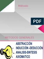 b)Metodo