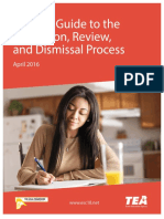 parents guide to admission review and dismissal process