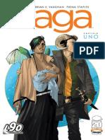 Saga Capitulo 1 (Comic)