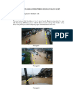 Flooding Report for Jalan Lapangan Terbang Subang Rev 1