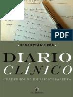 Diario Clinico Cuadernos de Un Psicoterapeuta