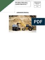 Material Trabajo Cargador Frontal Modelos Cat Partes Tipos Sistemas Cucharones Controles Operacion Vims Cabina