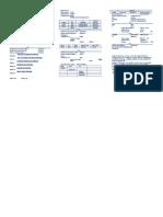 Bic Tiene La Siguiente Inf Prodice 1 Lote de 750 Puertas en El Mes Tiene Materia Prima Directa en Proceso de Prduccion 27800 Tiene El Almacen de Materia Prima Barniz Bs 12000 Encia Produccion 85
