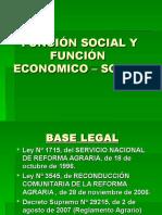 Funcin Social y Funcin Economica Social