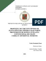 tesis optimizacion