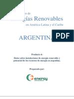 Argentina Producto 4 Esp 04