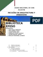 Biblioteca de Efeso Final