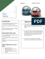 makerspace info sheet