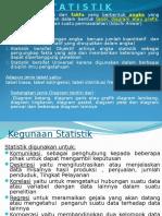 RISET & STATISTIK