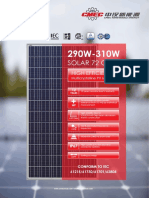 CMEC PV Product Introduction