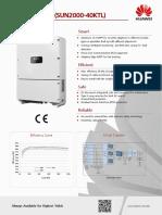Huawei Sun2000-40ktl Datasheet 02