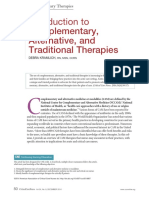 Compelementary Therapy 2