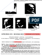 History of American Bankers' Association