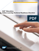 Online Technical Readiness Guide Gb 33440 Enus