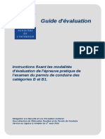 Guide d'Évaluation