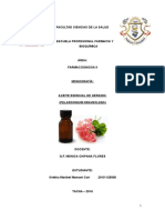 Monografia Geranio