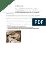 Trona Manufacturing Process
