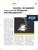 Journal Placenta Accreta