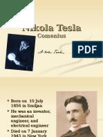 Nikola Tesla - By Sara Ester Gredelj