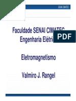 Aula 01-02 Eletromagnetismo