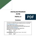Buku Pedoman Program PMTB Dinas (PMTB Versi 2.0)