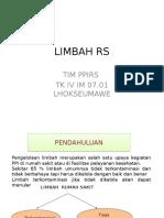 LIMBAH RS