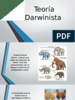 Teoría Darwinista...