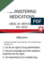 2. Administering Medications