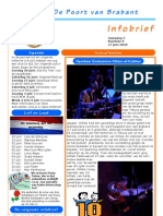infobrief 50, 17 juni 2010