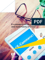 E-commerce Strategy and Must-haves in China
