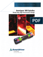 Amerigear Mill Spindles Catalogue