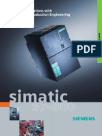 Siemens Plc System s7-300