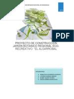 Planificacion Proyecto Del Parque Casi Final