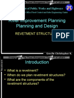 Planning and Design of Revetment