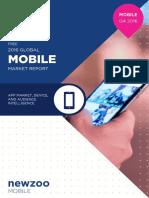 NEWZOO 2016 Free Global Mobile Market Report
