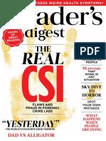 Reader's Digest - June 2015
