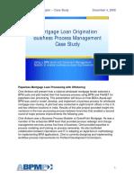 Loan Processing Portland Case Study Amborn 2008 Dec